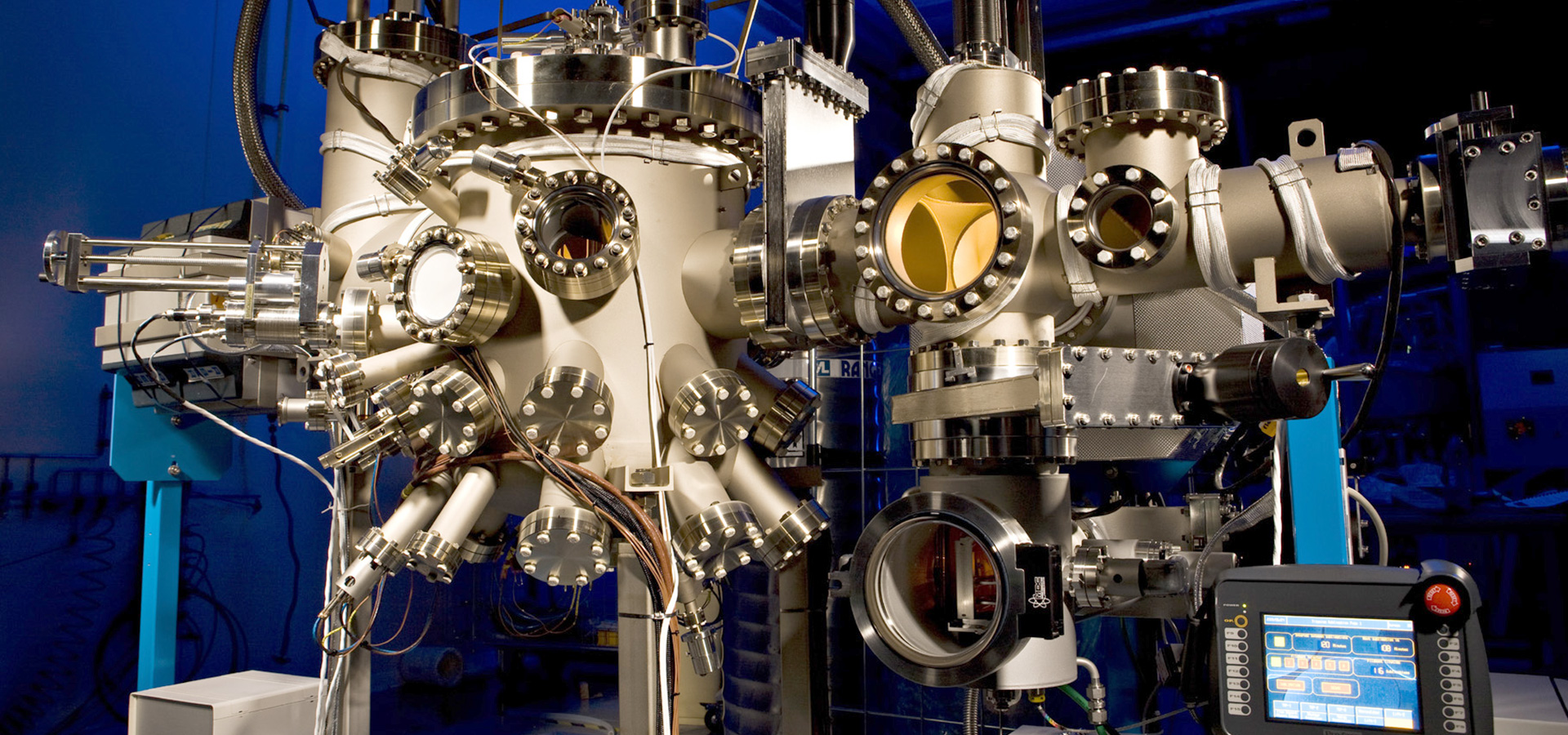 RIBER - Molecular Beam Epitaxy (MBE) products and services